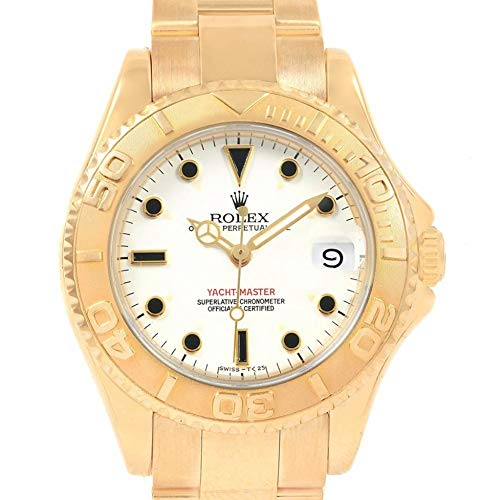 Rolex Yacht-Master Automatic-self-Wind Male Watch 68628 (Certified Pre-Owned)