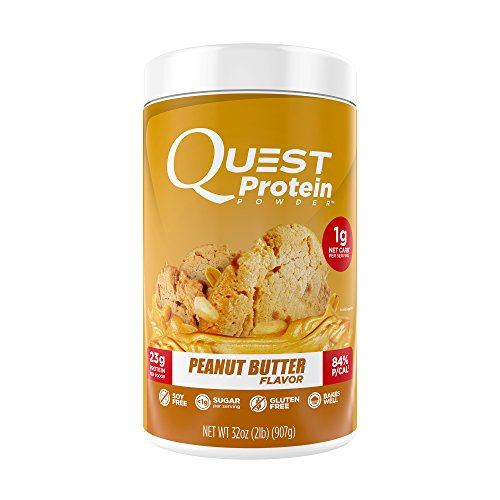 Quest Protein Powder Peanut Butter 2lbs - 1