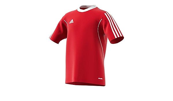Amazon.com: adidas Kids Squadra 13 Soccer Jersey (Power Red ...