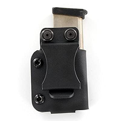 Outlaw Holsters Kydex Single Mag Holster - Matte Black