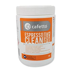 Cafetto Espresso Clean - 1kg/35oz by Cafetto