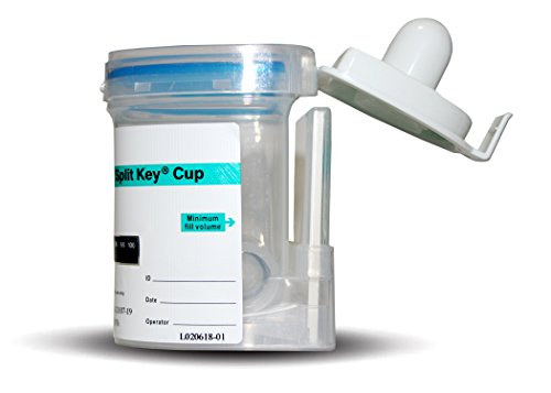 EZ Split Key Cup AD - 5 panel Adulterant Detection - CLIA Waived DUD-157-023-019 25 Count by Alere (Image #2)