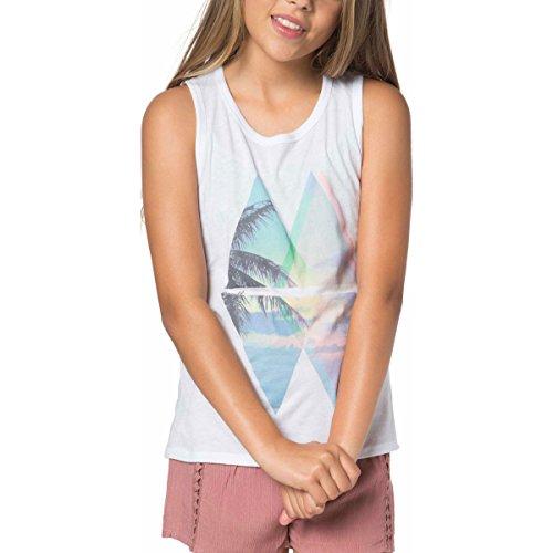 似ている環境保護主義者暴力O ' Neill Girls Hazeyタンクシャツ