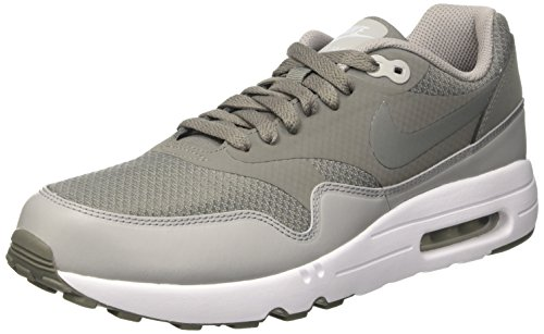 Nike Men's Air Max 1 Ultra 2.0 Essential Shoe Tumbled Grey/Tumbled Grey (11.5) (Ultra Nike Mens Air 1 Max)