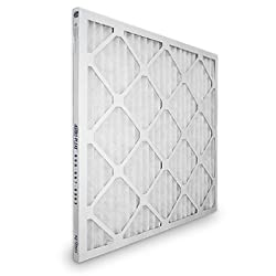 Air Filters Inc. Astro-Pleat Standard Pleated AC / Furnace Filter (Merv 8) - 12 Pack
