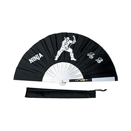 Amazon.com: Tiger Claw Ninja Acero Ventilador: Sports & Outdoors