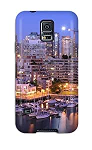 Cute Tpu Valerie Lyn Miller Vancouver City Case Cover For Galaxy S5