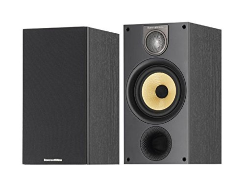 B&W (Bowers & Wilkins) bookshelf-type speakers 686S2/B (2units/Black Ash)