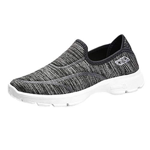 Donna Fitness Uirend Corsa Grigio Scarpe All'aperto Da Sneaker Sneakers Casual Running Sportive Interior Ginnastica Basse waHgqA