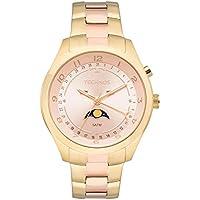 ebde5d0dc3d Relógio Feminino Technos Ladies 6P80AB 5J - Dourado Rosê
