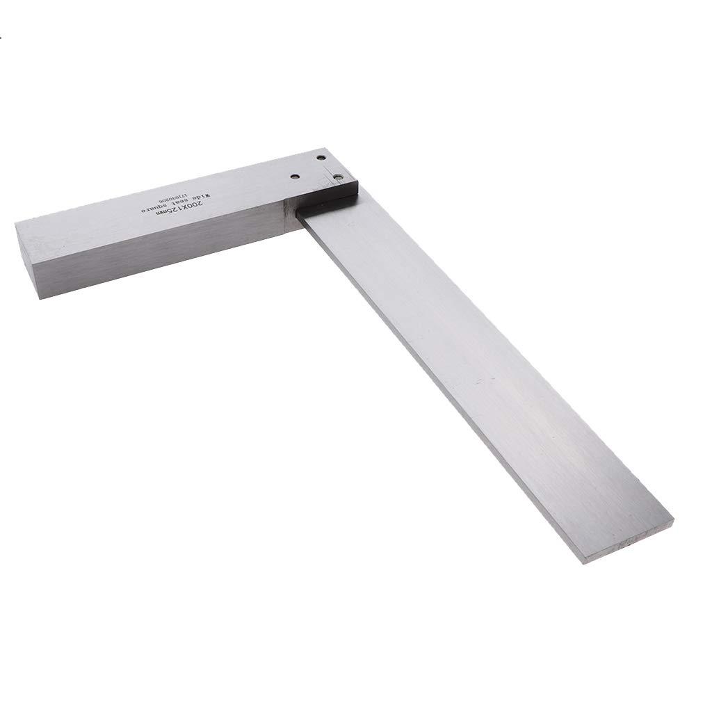 SM SunniMix Universal Quadrat Rechtwinklig Lineal Winkelmesser 80 x 50 mm 5 Size