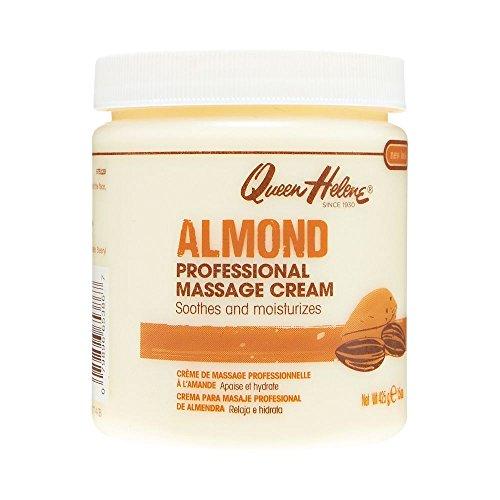 (Queen Helene Almond Scented Massage Cream( 15 ounce ) )