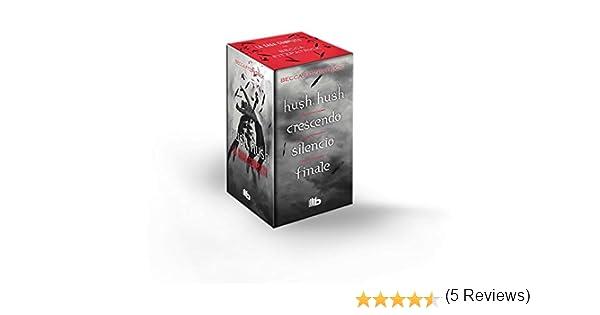 Tetralogía Hush Hush edición estuche con: Hush Hush   Crescendo ...