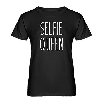 Indica Plateau Womens Selfie Queen T-Shirt