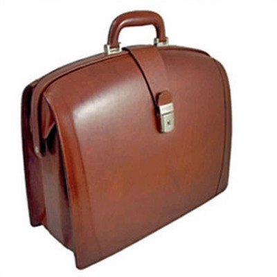 Bosca Old Leather Collection Leather Partners Briefcase - Cognac (Bosca Partners Brief)