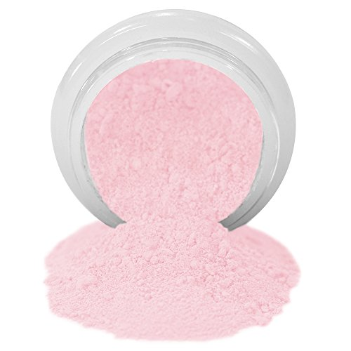 ColorPops by First Impressions Molds Matte Pink 8 Edible Powder Food Color For Cake Decorating, Baking, and Gumpaste Flowers 10 gr/vol single jar