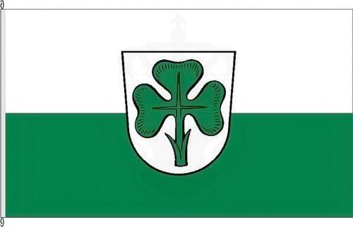 30 x 45cm K/önigsbanner Autoflagge F/ürth Flagge und Fahne