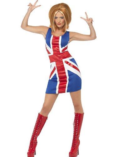 union jack costume - 3