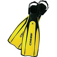 Cressi Pro Light, yellow, XS