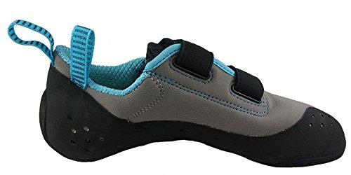 Climb X Rave Strap Climbing Shoe 2018 Gray 2015 new discount classic cNUlK