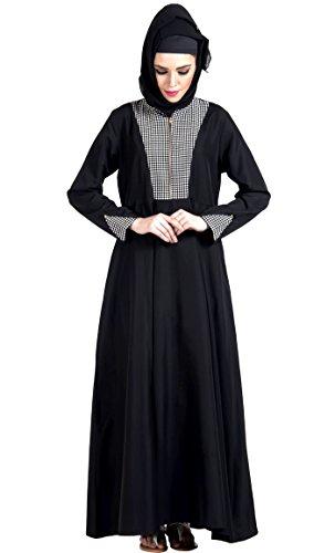 Vestido Mujer Y Blanco Essence Para Negro East 1vZW5nx