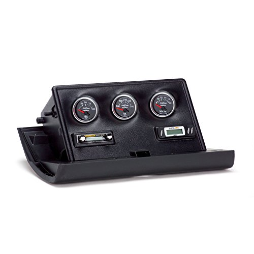 Auto Meter 20032 Triple Glove Box Mount