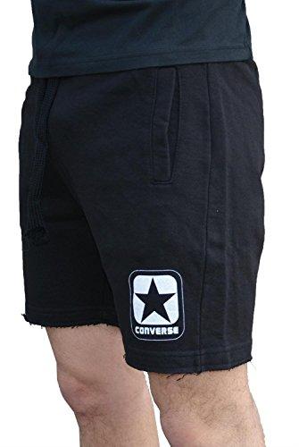 Pantalone corto uomo Converse Nero blu qwAx5dFq6