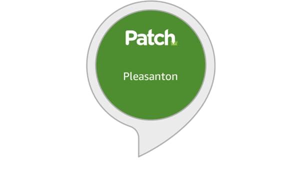 Amazon com: Pleasanton Patch: Alexa Skills