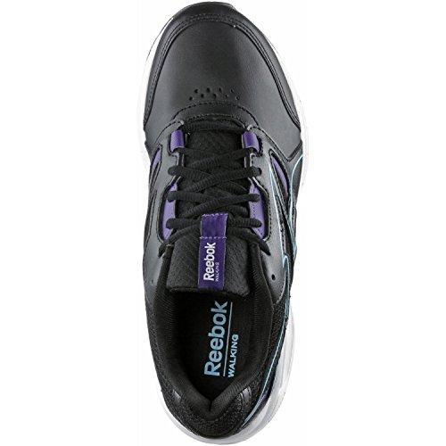 Reebok Damen Walkingschuhe schwarz/blau