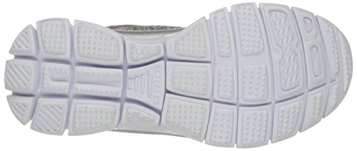 Skechers (SKEES) Mädchen Skech Appeal-it's Electric Funktionsschuh, Grau (Gymt), 28 EU