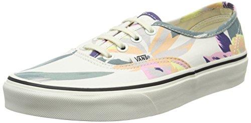 Vans Unisex Authentic Shoes Floral Marshmallow Size Men's 8/Women's 9.5