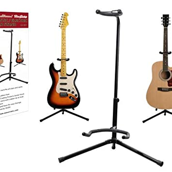 specctrum ail GSY Road Ready Universal - Soporte para guitarra con ...