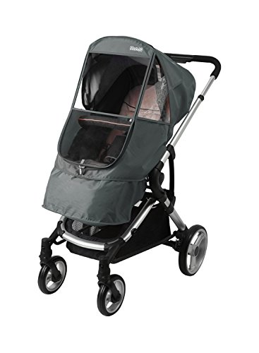 Manito Elegance Beta Stroller Weather Shield / Rain Cover (Grey) (Seating Weather)