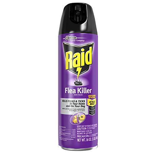 Raid Flea Killer 16 oz (Killer Spray Flea)