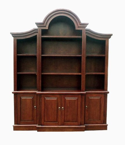 D-ART COLLECTION Arch Top Bookcase Review