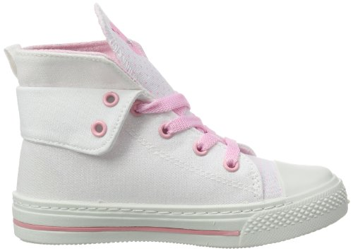 Hello Kitty HK JONCA 324540-31 Mädchen Sneaker Weiß (3)