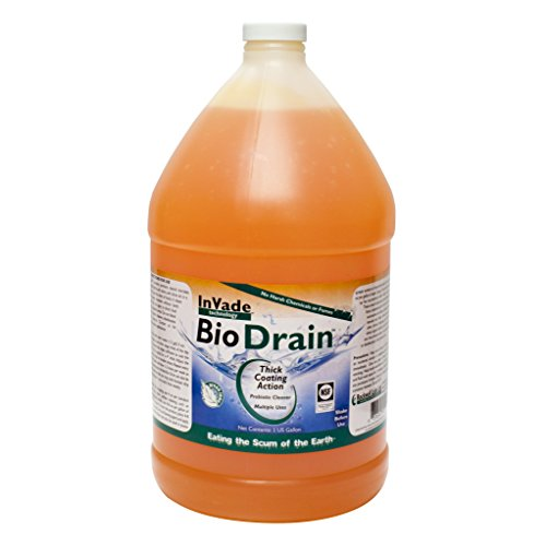 Rockwell Invade Bio Drain Gel Drain Cleaner 1 Case 4