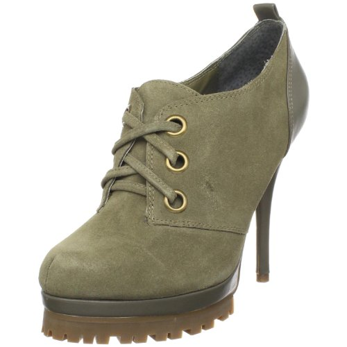 Luichiny Women's D Anna, Army Green 8 US/8 M US