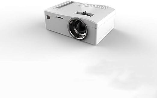 Mini Proyector LED Para El Hogar, Proyector Portátil HD De 400 ...