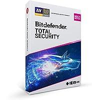 Bitdefender Total Security | 10 dispositivos | 1 año | PC/Mac | EN