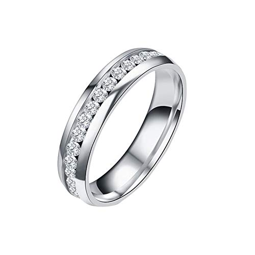 Weight Loss Crystal Rhinestone Ring Slimming Healthcare Ring Magnetic Jewelry F4
