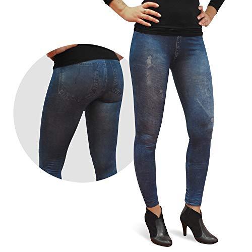 Jeans us Aminicissant Bleu Bleu Actiforme Skinny Jegging 8AtSwt