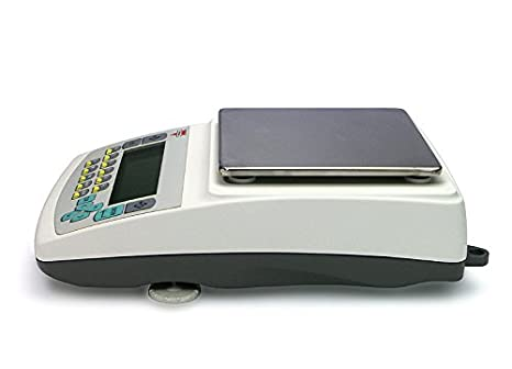 12 Weighing Modes Large Graphical LCD Display Auto-Internal Calibration USB Torbal AGN100 Analytical Scale .1mg Readability 100g x 0.0001g