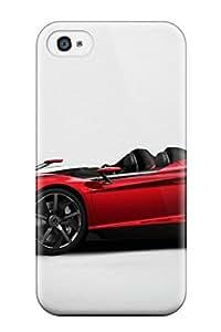 New Arrival Premium 4/4s Case Cover For Iphone (lamborghini Aventador J 7)