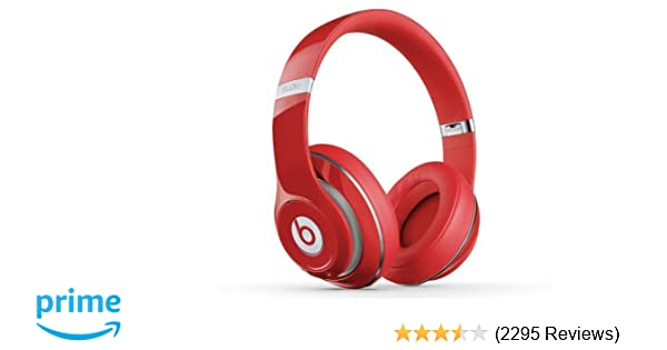Amazon beats studio wired 20 over ear headphone red home amazon beats studio wired 20 over ear headphone red home audio theater ccuart Images