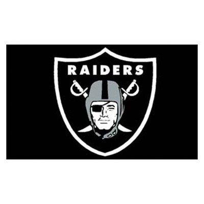 WinCraft NFL Oakland Raiders Flag, 3 x 5-Feet