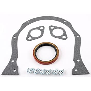 Amazon com: Milodon 65606 Timing Cover Installation Set for