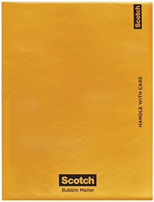 """100 10.5/"""" x 15/"""" #5 Kraft Bubble Mailers Padded Envelopes Local Pickup"""