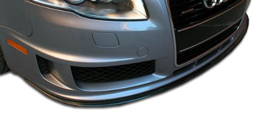 Dtm Spoiler - Carbon Creations Replacement for 2006-2008 Audi A4 B7 DTM Look Front Under Spoiler Air Dam Lip Splitter - 1 Piece