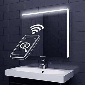 Blue Spiegelschrank Bad Led Beleuchtung Bluetooth Lautsprecher